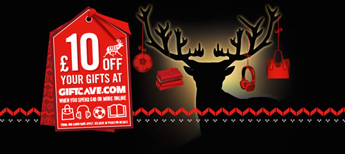 Carling Giftcave Xmas Promo