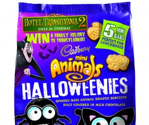Hotel Trans 2 Cadbury Halloweenies