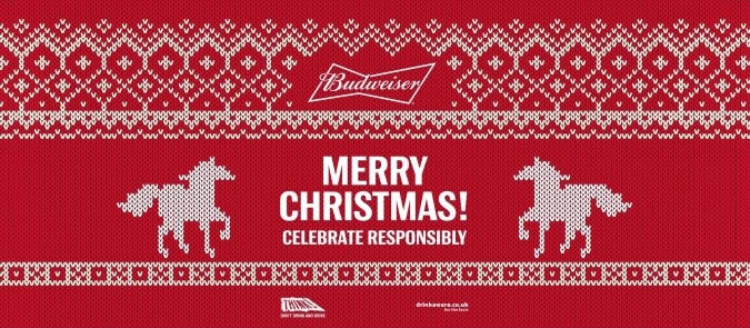 Budweiser has expanded its 'Get Home Safe' campaign for Christmas with a presence at nine UK universities as part of its responsible drinking commitments.