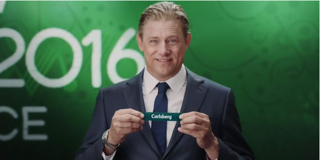 Carlsberg's UEFA Euro 2016 sponsorship campaign includes a consumer promotion offering fans 'probably the best prize ever for a football tournament'.