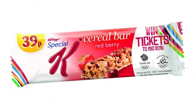 Kellogg's will be marking its official partnership with Team GB for the Rio 2016 Olympic Games with a range of promotional activities, including a massive £15,000 prize trip to the games.