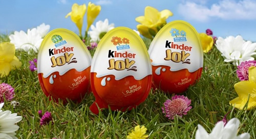 Ferrero's Kinder confectionery brand is running a new retailer competition designed to drive consumers into store and to increase sales during Easter.