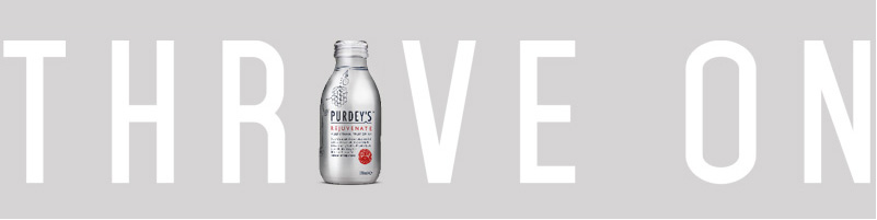 Multivitamin energy drink Purdey's has recruited TV and film star Idris Elba for a new content-driven marketing campaign called 'Thrive On'.