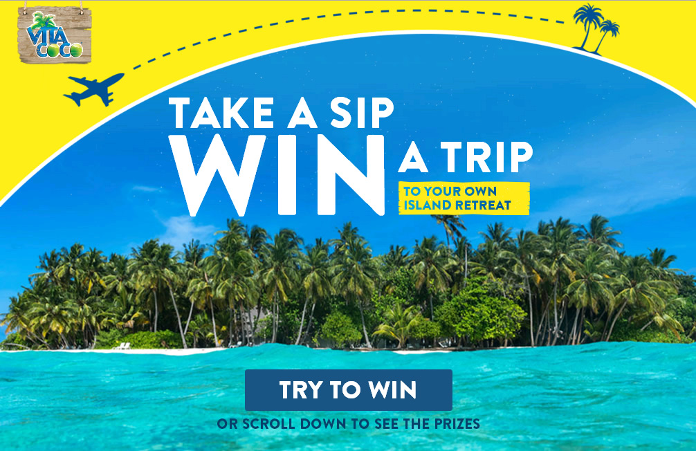 Vita Coco has launched its first ever national on-pack marketing campaign and biggest on-pack promotion to date, 'Take a sip, win a trip'.