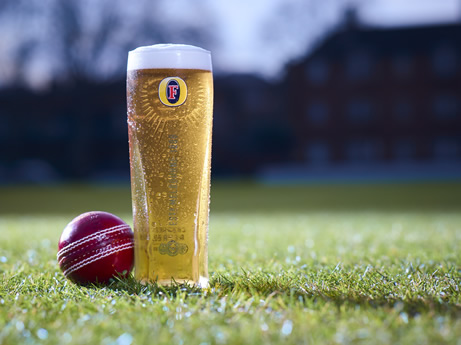 Foster's lager has signed a deal with the ECB to be the Official Lager of England Cricket. It will be Foster's first sports sponsorship in a decade.