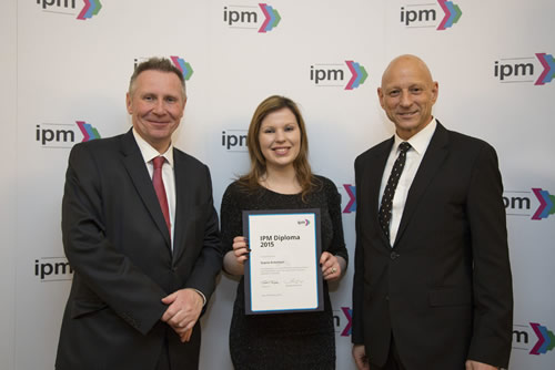 The IPM Diploma could be your passport to a glittering career in the promotional marketing industry, says Sophie Robertson of Spark & Fuse