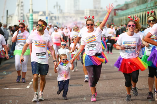 The Color Run Presented by Skittles UK event series has signed up Renault, Capri-Sun and Alpen as sponsors for 2016,
