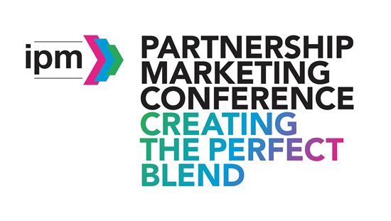 The IPM has joined with The Partnership Panel for a one day conference, Partnership Marketing: Creating the Perfect Blend, on April 22nd 2016 in London.