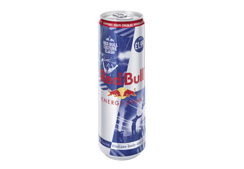 Red Bull Culture Clash limited can Red Bull has launched a limited edition Culture Clash can to support its summer music event, Red Bull Culture Clash.