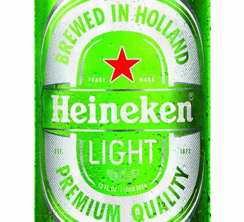 Heineken Is Bringing Its Heineken Light Lower Alcohol Beer To Europe, With  A Launch In