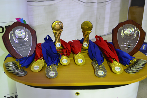 The IPM Football & Netball Tournaments on May 24th 2016 at Play On Sports in London's Whitechapel saw 16 teams take part, 7 in netball and 9 in football.