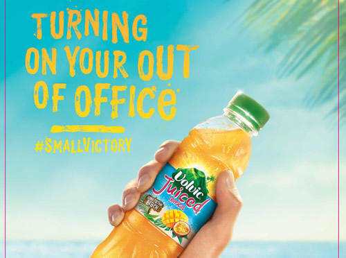Volvic Juiced is launching its biggest-ever campaign, including media partnerships, OOH, experiential, sampling and digital couponing.