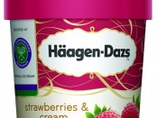 Häagen-Dazs has been named the Official Ice Cream of The Wimbledon Championships after signing a five-year deal with the Lawn Tennis Association.
