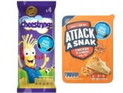 Kerry Foods is offering consumers a free download from a wide selection of songs from Universal Music with promotional packs of Attack A Snak or Cheestrings.