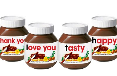 Ferrero is launching a new recipe hub for Nutella and will be bringing back the extremely successful Nutella personalisation campaign for a second year.