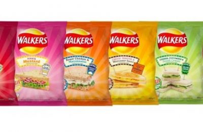 "Walkers and Heinz have linked up for the latest on-pack promotion, ""Go Barmy for a Sarnie"", from the UK's leading savoury snack brand."