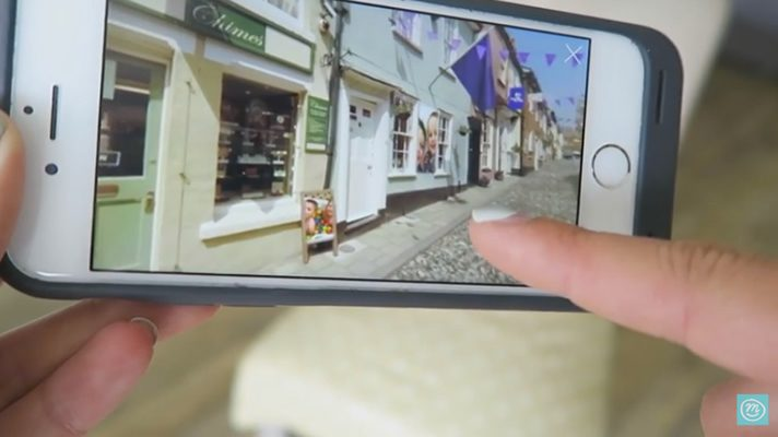 Vlogs promote Cadbury Dairy Milk Buttons 'Buttons Memory Lane' digital activity, where parents can upload pictures to the www.buttonsmemorylane.co.uk to create a VR video experience