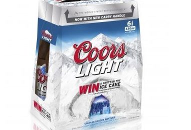 Molson Coors has launched two linked Coors Light ice-themed promotions, fronted by Jean-Claude Van Damme. The latest offers consumers the chance to win 'once-in-a-lifetime adventures' to a rave in the Coors Light 'Ice Cave' in Les Arcs, France plus thousands of other prizes.