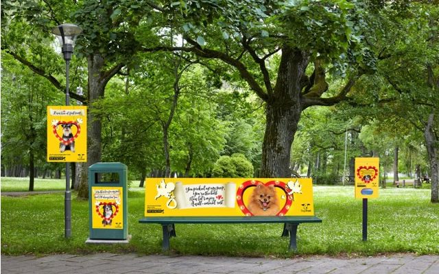 Animal charity The Dogs Trust has worked with marketing agency TMW to challenge dog owners to pick up after their dogs.