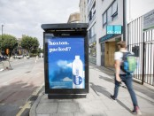 GLACÉAU smartwater is running a geo-targeted 'hyper-local' Digital Out-Of-Home (DOOH) campaign which shares tips from celebrities, fashion experts and other influencers with Londoners who are within 500 metres of a beacon-equipped poster site.