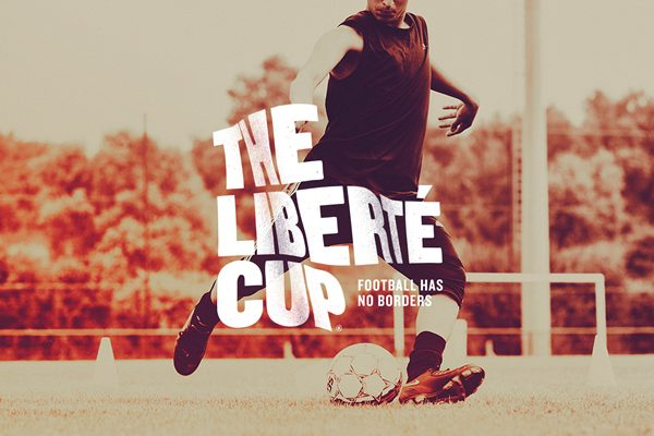 Copa90, the global football fans' network, has united with charity and media partners to launch The Liberté Cup, a football tournament for refugees in the Grande-Synthe camp.