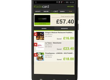 The cards, which will be given to purchasers of the IMO S smartphone, will give consumers 2-for-1 or 50% off over 6,500 restaurants nationwide. The promotion has been created for Virgin and IMO by loyalty agency TLC Marketing.