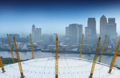 Up at The O2 is launching its Autumn 2016 campaign using podcasting platform Acast in a deal brokered by the7stars.