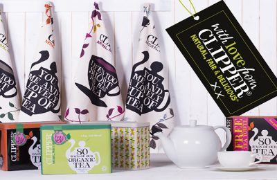 Clipper Teas, the Fairtrade tea brand owned by Wessanen UK, has launched a new on-pack promotion across its range of organic teas to reward existing fans and attract new customers to the brand.