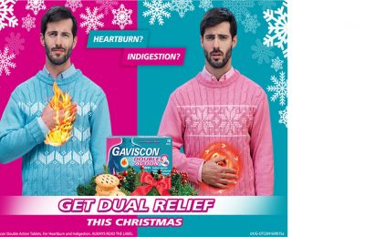 Market leading heartburn and indigestion brand Gaviscon has teamed up with culinary experts Great British Chefs to help consumers embrace the festive season and enjoy some delicious winter dishes.