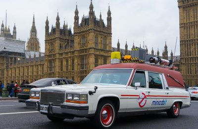 Sony Pictures Home Entertainment is partnering with four high profile brands, Dunkin' Donuts, minicabit, Northern Rail and South West Trains, to support the release of Ghostbusters on DVD & Blu-ray on November 21st 2016. The partnership campaigns were put together and managed by Sony's agency, Brand & Deliver.