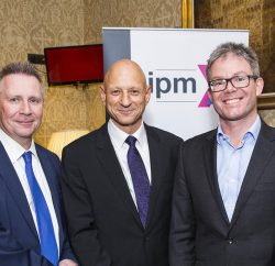 """The IPM held a dinner at The House of Lords last night which was hosted by Graham Temple, IPM Chairman, and Lord Black of Brentwood, President of the IPM, to discuss the views on the regulation of political advertising, or rather the lack of control and regulation of """"implied fact"""" based statements made by political parties."""