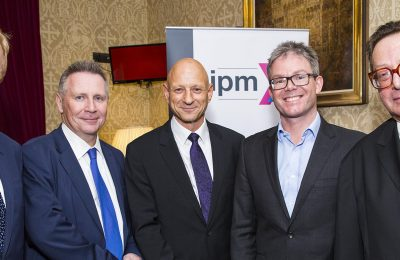 "The IPM held a dinner at The House of Lords last night which was hosted by Graham Temple, IPM Chairman, and Lord Black of Brentwood, President of the IPM, to discuss the views on the regulation of political advertising, or rather the lack of control and regulation of ""implied fact"" based statements made by political parties."