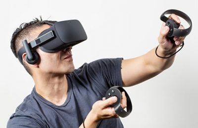 Virtual Reality headset company Oculus has kicked off 'Rift and Touch', a retail brand experience taking place at shopping centres across the UK.