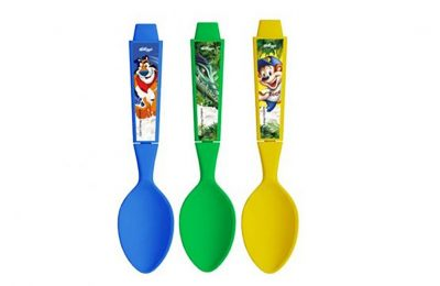 Cereal giant Kellogg will be adding a new range of 'Stretch 'n' Sip' collectable spoons as promotional items in special packs of Coco Pops, Rice Krispies, Frosties and Coco Pops Croc Prints. The new promotion kicks off in January 2017.