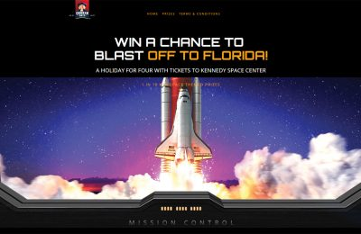 Quaker Oats has launched a new on-pack promotion giving shoppers the chance to win space-­themed prizes, linking in with the PepsiCo-owned brand's current TV ad starring Buzz Aldrin, the second man to walk on the Moon. The prize promotion gives shoppers the chance to win one of five holidays for four to Florida, Orlando including a visit to the Kennedy Space Centre, alongside other space-themed prizes. The promotion features a star prize draw, which is open until April 3rd 2017, and an Instant Win element which stays open until September 15th 2017.