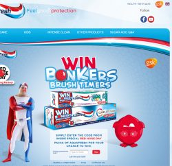 "GSK's Aquafresh oral care brand has linked with Comic Relief 2017 and will be donating 10p from the sale of every specially themed pack from the Little Teeth, My Big Teeth and Complete Care ranges. Promotional packs will also offer consumers the chance to win Snuffles, a ""huffing, puffing, burping, singing"" Aquafresh Bonkers Red Nose character brush timer."