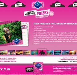 Bodyform, the SCA-owned feminine hygiene brand, is offering consumers the chance to win one of 10 trips to a range of destinations around the world for themselves and a friend in the 2017 version of its instant-win Pink Ticket promotion.