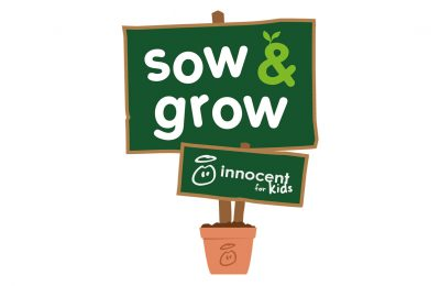 "Innocent drinks and not-for-profit organisation Grow It Yourself have joined forces with blogger and chef Emily Leary to launch this year's ""Sow & Grow"" campaign."