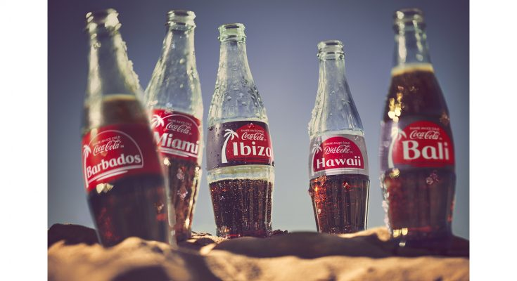 Coca-Cola Europe is bringing back its award-winning Share A Coke campaign but with a summer twist – instead of personal names or messages, as in previous campaigns, the iconic logo on bottles of Coca-Cola, Coca-Cola Zero Sugar and Diet Coke will be replaced by the names of the world's top holiday destinations.