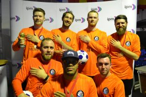 The Marketing Store Worldwide Europe won the 2017 IPM Football Tournament