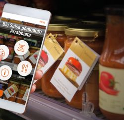 Swiss retailer Migros has enhanced its mobile app with a new Discover function, which uses Augmented Reality technology to let shoppers scan more than 5,000 products and access 2,000 Migusto recipes, 80,000 real-time product ratings on the Migipedia platform and nutritional values and further product information – with more content planned for the future.