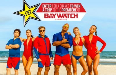 Rockstar, the energy drink brand distributed in the UK by AG Barr, is partnering with the upcoming Baywatch movie for an on-pack promotion offering shoppers the chance to win an 'Ultimate VIP Miami Experience', including a pool party and luxury yacht trip.
