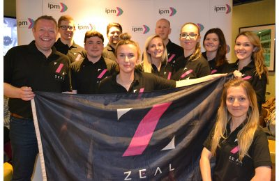 Zeal Creative wins IPM Manchester Bowling Spring 2017