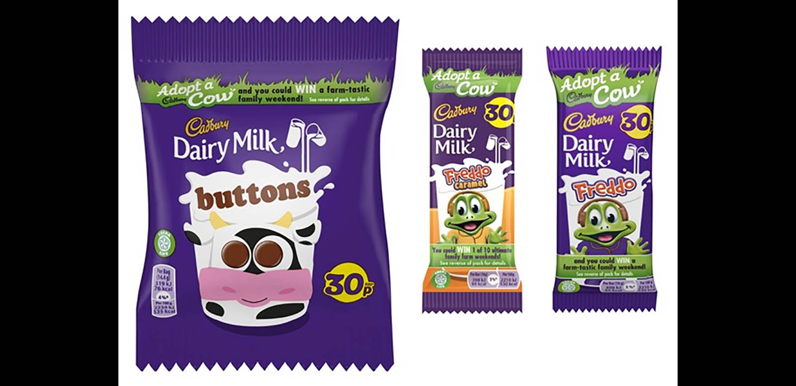 Cadbury coupons