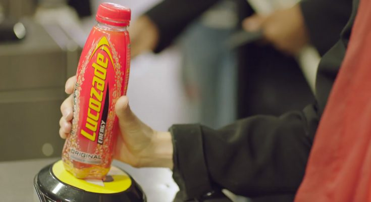 Team GB gymnast Nile Wilson, Britain's Got Talent finalists Twist and Pulse and ballet star Alessia Lugoboni have teamed up with Lucozade Ribena Suntory and Transport for London to promote an offer for commuters of free journeys on the London Underground, using 'contactless' Lucozade Energy bottles.