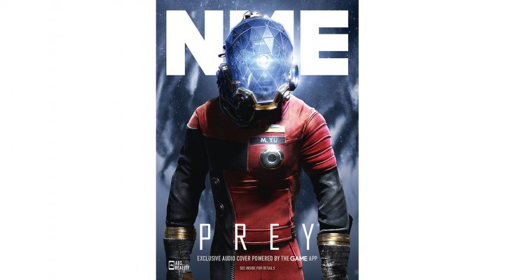 To mark the launch of highly-anticipated videogame Prey on May 5, computer and video game retailer GAME teamed up with legendary music brand, NME, to create an exclusive Augmented Reality (AR) audio visual cover wrap for NME's free weekly magazine.