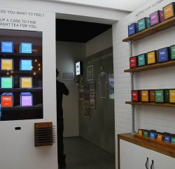 TRO Retail used last week's Retail Design Expo to showcase a suite of creative technologies that are transforming modern retailing and shopper marketing, featuring them in its bespoke 'TRO Boutique.
