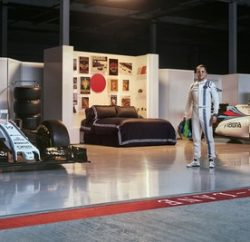 Martini, title sponsor of F1 racing team Williams, is partnering Airbnb to offer the chance to spend a night in the Williams Martini Racing garage at the Silverstone Circuit, the night before the 2017 Formula One Rolex British Grand Prix