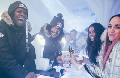 "Building on its successful brand activations in Sheffield, Birmingham and Dublin last year, beer brand Coors Light been giving Glaswegians the chance to sample ""ultimate refreshment"" by taking the Ice Cave from its TV ads to the Scottish city, to coincide with a number of other events."
