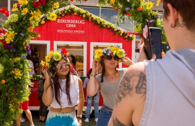 Swedish fruit cider brand Rekorderlig will be offering consumers across the UK the chance to immerse themselves in Scandinavian style, drink and culture this summer and feel 'beautifully Swedish' as it embarks on a 38-day 'Lagom' tour of the country.